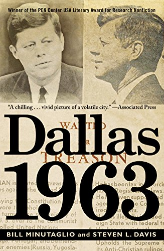 Dallas 1963: Minutaglio, Bill