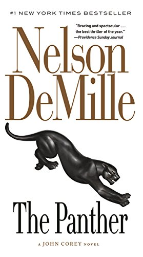 The Panther (A John Corey Novel) (1455522597) by Nelson DeMille