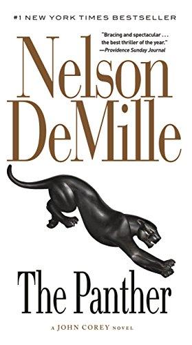 9781455522590: The Panther (A John Corey Novel)