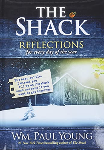 9781455523030: The Shack: Reflections for Every Day of the Year