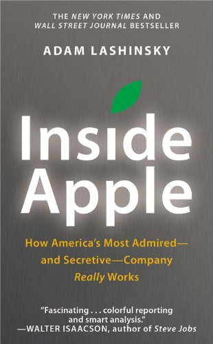 9781455523481: Inside Apple: How America's Most Admired--and Secretive--Company Really Works