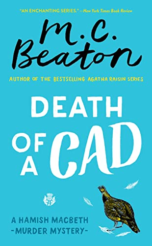 9781455524051: Death of a Cad (A Hamish Macbeth Mystery)