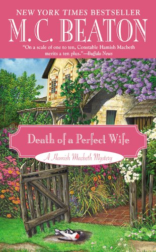9781455524068: Death of a Perfect Wife (A Hamish Macbeth Mystery)