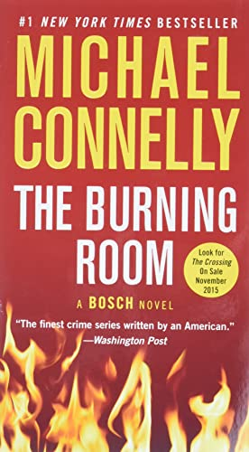 9781455524181: The Burning Room (Harry Bosch)
