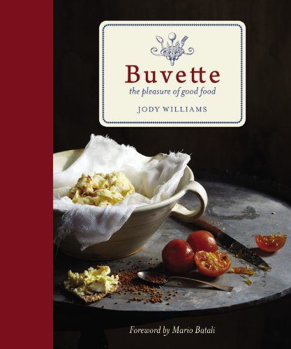 9781455525522: Buvette: The Pleasure of Good Food