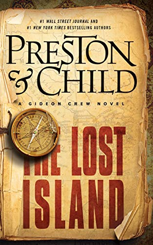 9781455525775: The Lost Island