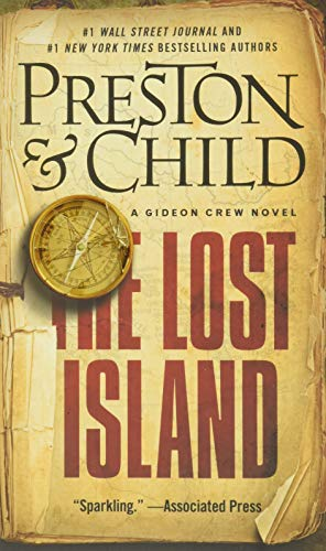 9781455525799: The Lost Island