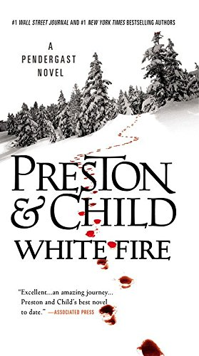 9781455525843: White Fire (Agent Pendergast series)