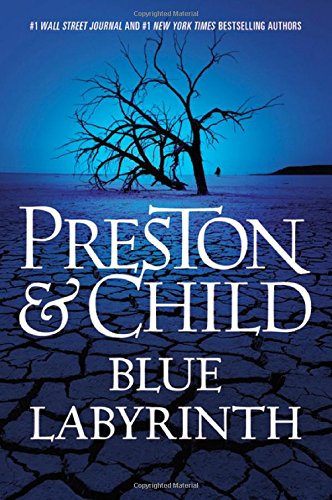 9781455525898: Blue Labyrinth (Agent Pendergast series)