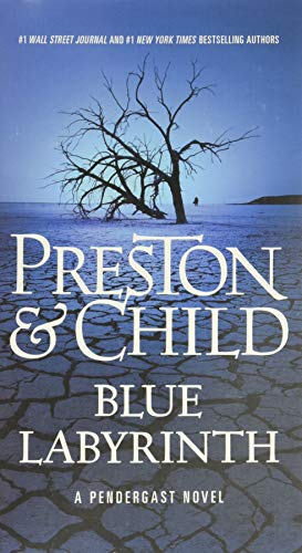 9781455525911: Blue Labyrinth (Pendergast)