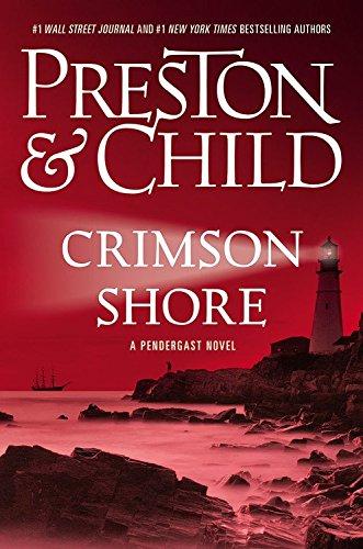 9781455525928: Crimson Shore (Agent Pendergast)