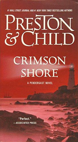 9781455525942: Crimson Shore (Agent Pendergast series)