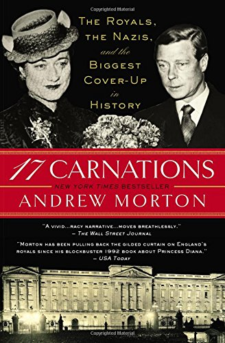 17 Carnations: Andrew Morton (author)