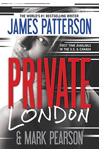 9781455528158: Private London (Jack Morgan Series)