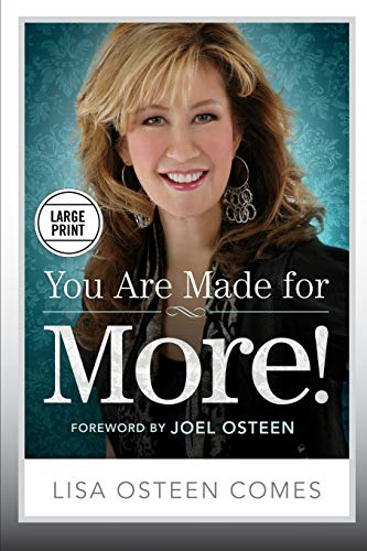 9781455528905: You Are Made for More!: How to Become All You Were Created to Be