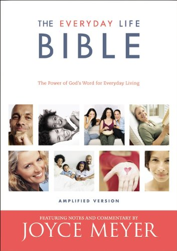 9781455529384: The Everyday Life Bible: The Power of God's Word for Everyday Living