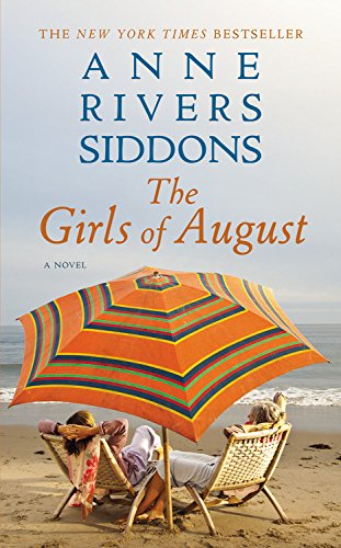 9781455529599: The Girls of August