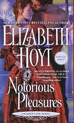 9781455529896: Notorious Pleasures (Maiden Lane)