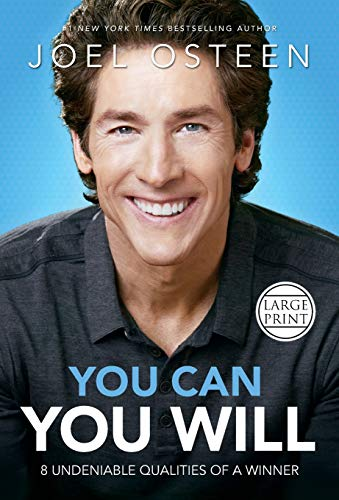 You Can, You Will: 8 Undeniable Qualities of a Winner: Osteen, Joel