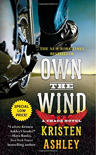 9781455534197: Own the Wind: A Chaos Novel