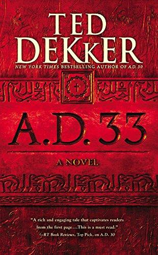 9781455536245: A.D. 33: A Novel