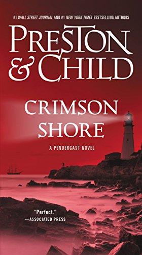 9781455536269: Crimson Shore (Agent Pendergast)