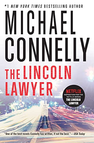 9781455536481: The Lincoln Lawyer (A Lincoln Lawyer Novel)