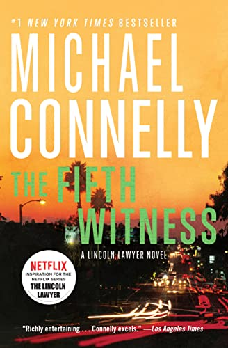 9781455536498: The Fifth Witness (Lincoln Lawyer)