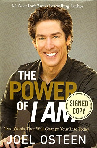 9781455538577: The Power of I Am: Two Words That Will Change Your life Today [1st Edition]