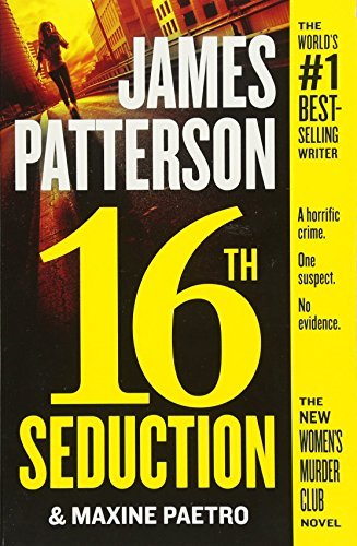 9781455542666: 16th Seduction (Women's Murder Club)