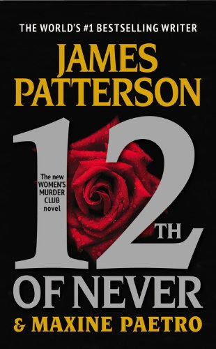 9781455545650: 12th of Never (Women's Murder Club)