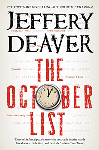 9781455549672: The October List
