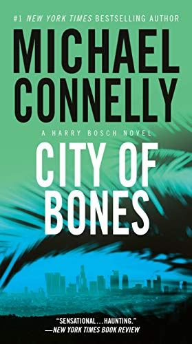 9781455550685: City of Bones (Harry Bosch)