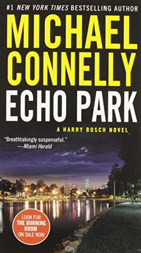 9781455550722: Echo Park (Harry Bosch)