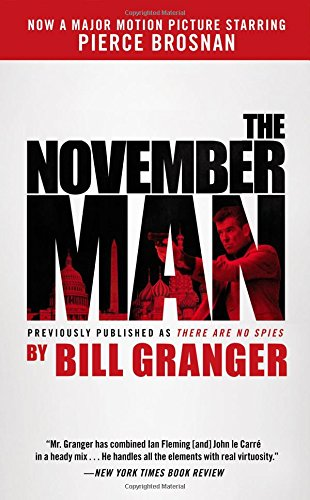 9781455558759: November Man. Movie Tie-In
