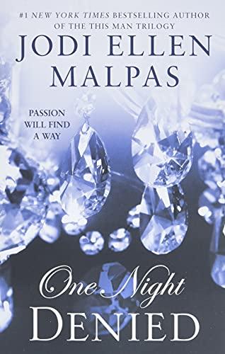 9781455559343: One Night: Denied (The One Night Trilogy)