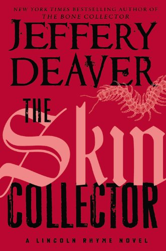 9781455559398: Skin Collector (Signed Edition) (Lincoln Rhyme)