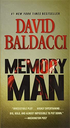 9781455559800: Memory Man (Memory Man series)