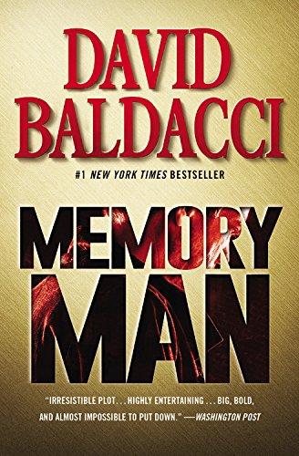 9781455559817: Memory Man (Memory Man series)
