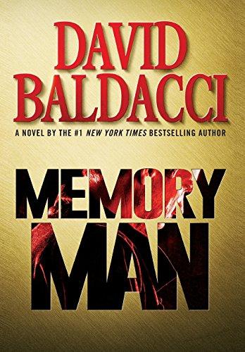 9781455559824: Memory Man