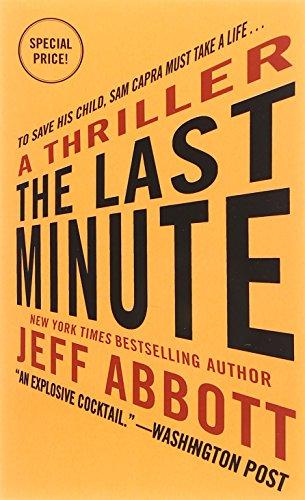 9781455561049: The Last Minute (The Sam Capra series)