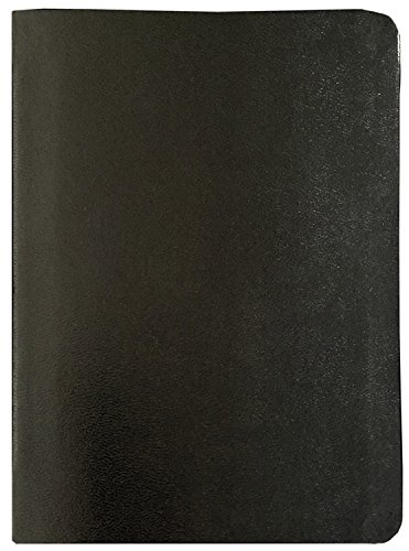 9781455561094: The Everyday Life Bible: Amplified Version, Black Bonded Leather, Silver Page Edges, Ribbon Marker
