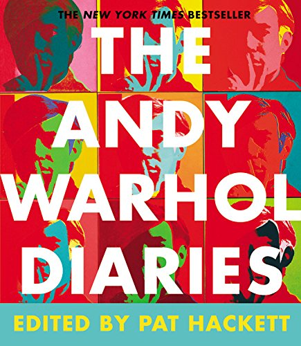 9781455561452: The Andy Warhol Diaries