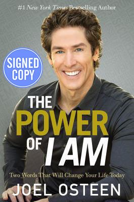 9781455565146: The Power of I Am - Signed / Autographed Copy
