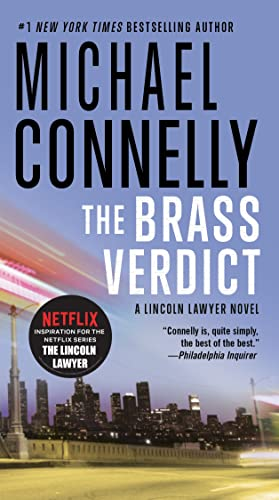 9781455567393: The Brass Verdict (A Lincoln Lawyer Novel)