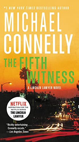 9781455567430: The Fifth Witness (A Lincoln Lawyer Novel)