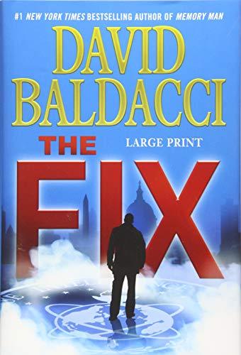 9781455571154: The Fix (Memory Man series)