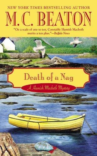 9781455572304: Death of a Nag (A Hamish Macbeth Mystery)