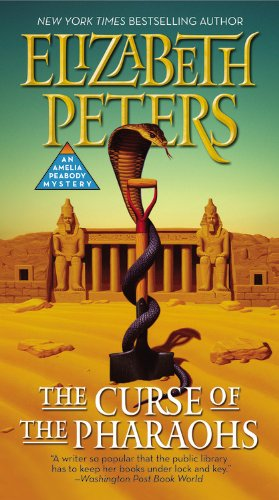 9781455572366: The Curse of the Pharaohs (Amelia Peabody #2)