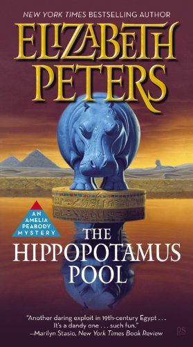 9781455572397: The Hippopotamus Pool (Amelia Peabody #8)